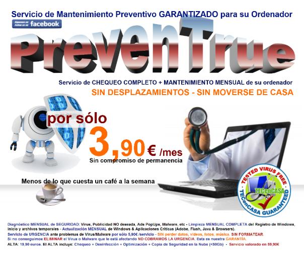 PrevenTrue