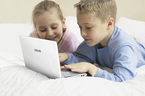 Los niños en internet