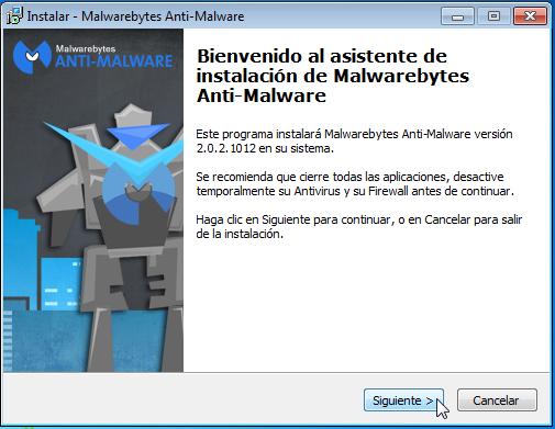 Malwarebytes - Pantalla 6