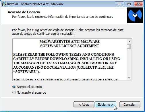 Malwarebytes - Pantalla 8