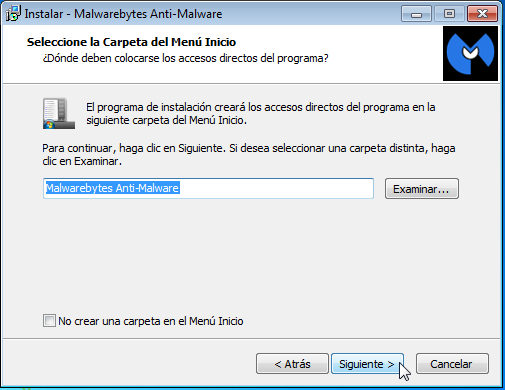 Malwarebytes - Pantalla 10